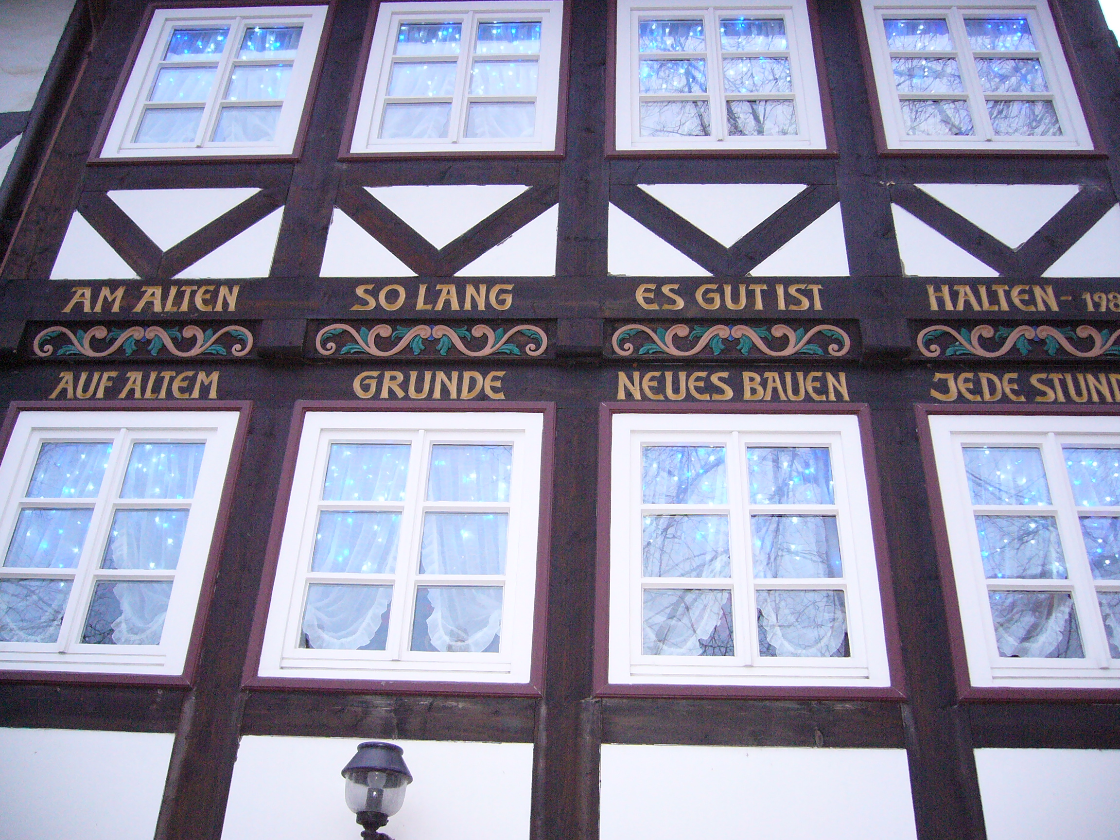 Haus in Goslar