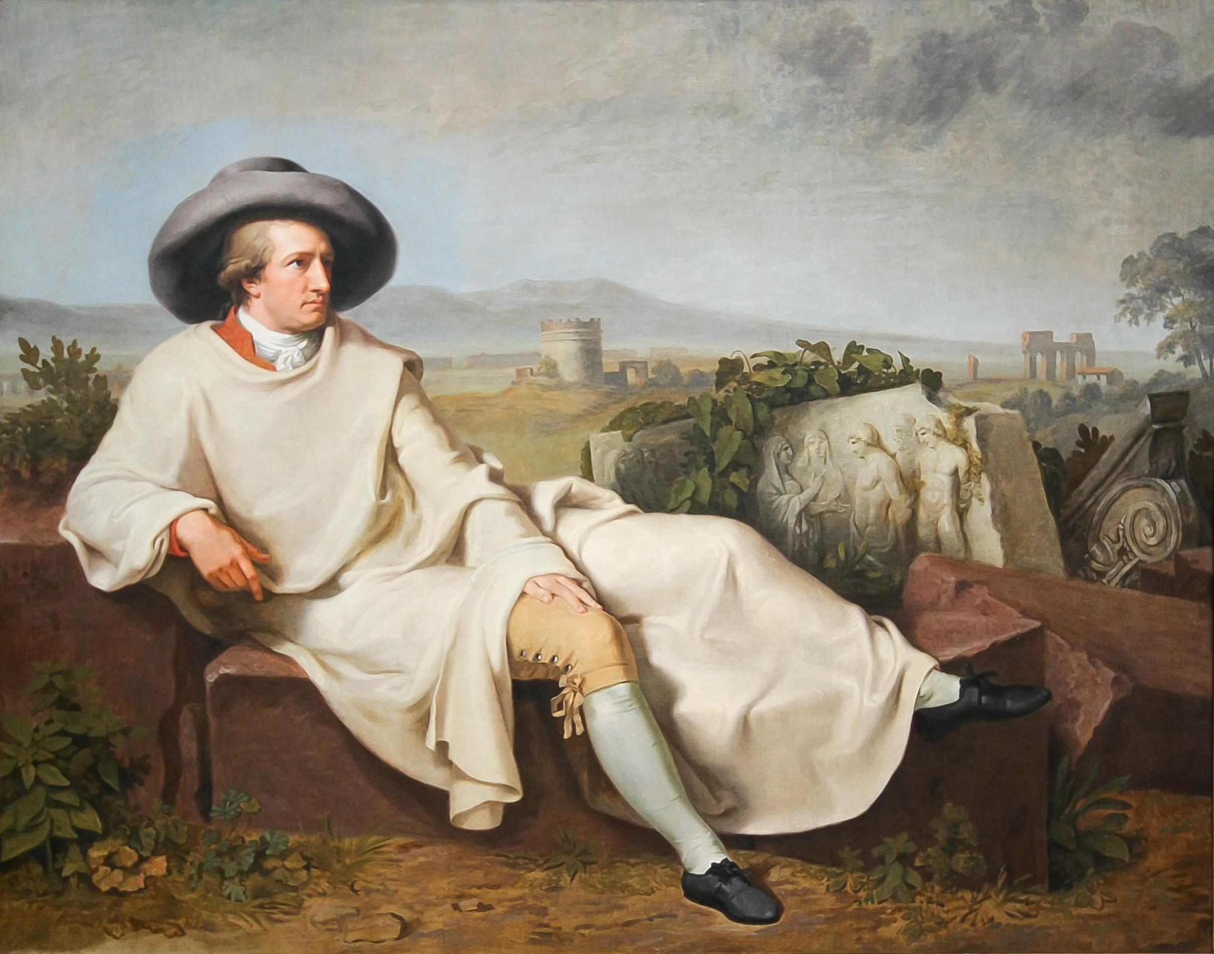 Goethe-Gemaelde